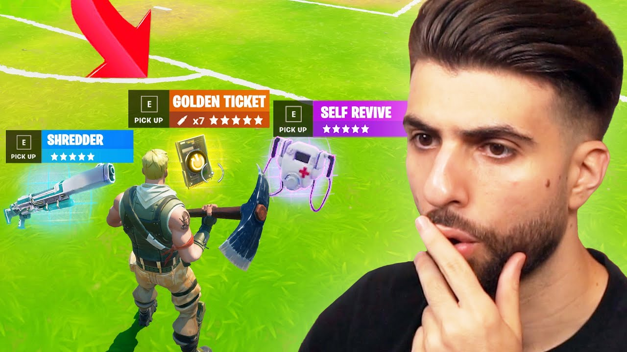 Fortnite's History of DELETED Items…