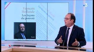[REPLAY] Dimanche en politique : François Hollande