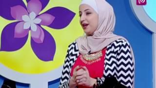 آيات ملكاوي -عرض مجموعتها من العقود و الميداليات