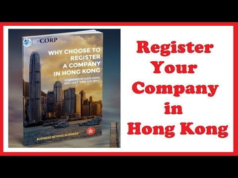 Register Your Company in Hong Kong
