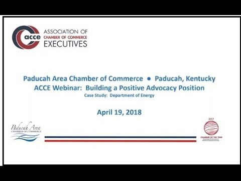 From the Winner's Circle  2017 Chamber of the Year Webinar Series   Paducah Area Chamber of Commerce