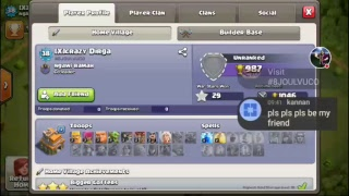 Clash of Clans#th 11 base give way
