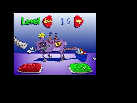Nostalgia Speedruns Pajama Sam SockWorks (20 Levels in 5 mins challenge) PT 1 |