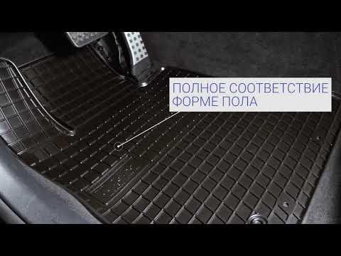 Frogum - автомобильные резиновые коврики
