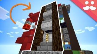 REALISTIC Minecraft Elevator