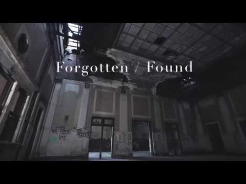 Forgotten/Found - Thursday 8pm on WQED!