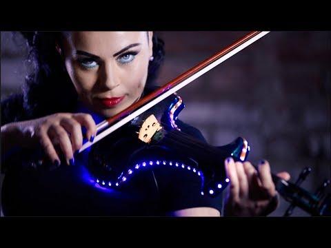 Смотреть клип The Final Countdown⏳Europe (Electric Violin Cover Cristina Kiseleff) онлайн бесплатно в качестве