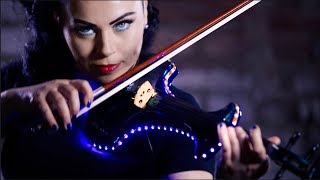 The Final Countdown⏳Europe (Electric Violin Cover Cristina Kiseleff)