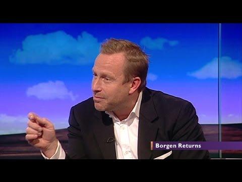 INTERVIEW WITH BORGEN WRITER ADAM PRICE - BBC NEWS