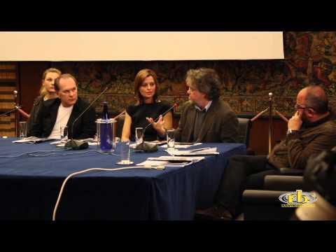 Non avere paura - Un'amicizia con Papa Wojtyla, Conferenza stampa, RB Casting