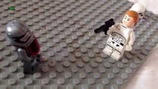Мультик Лего star wars