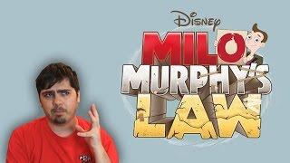 TVlog: Milo Murphy's Law [Eps 1&2]