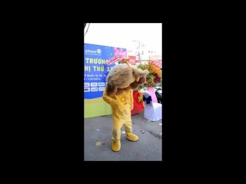 Simba dance by Maxx - Kids Plaza Bình Chánh [22/4/2016]