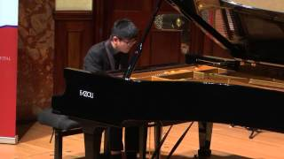 Gen Li - Trinity Laban Conservatoire of Music and Dance