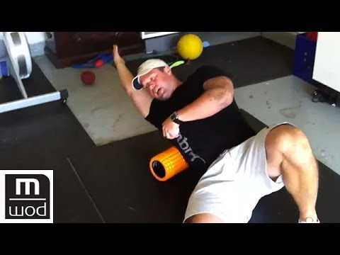Kelly Starrett Covers Some Of The Top Mobility Drills To Stretch Smash And Increase Lat Tricep Rom All Which Can Improve Front Rack