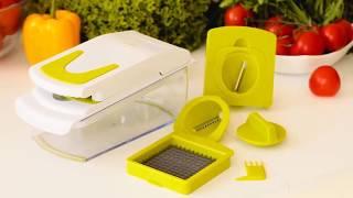 Терка Шинковка Мандолина - обзор Tupperware |Топ 5 лучших слайсеров мандолины | лучший овощерезка
