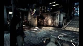 Batman: Arkham Asylum - gameplay Demo PC