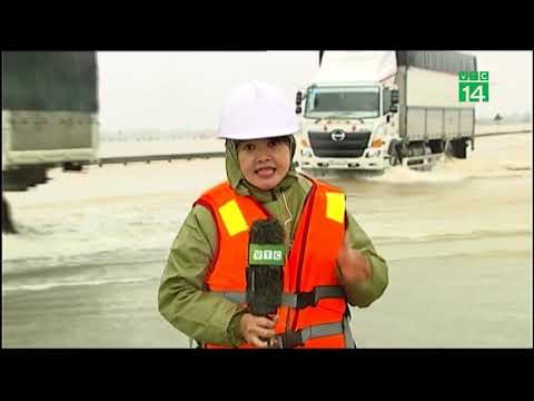 Cập Nhật Quốc Lộ 1A Quảng Bình đã thông đường  Tin tức lũ lụt Miền Trung Mới Nhất
