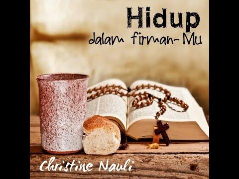 Hidup Dalam FirmanMu - Christine Nauli