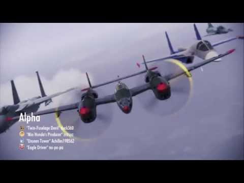 Ace Combat Infinity Piston Vs Excalibur 2 Youtube