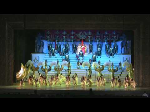 Evening Dance show at Window of the World - Shenzhen - Part 1 of 3