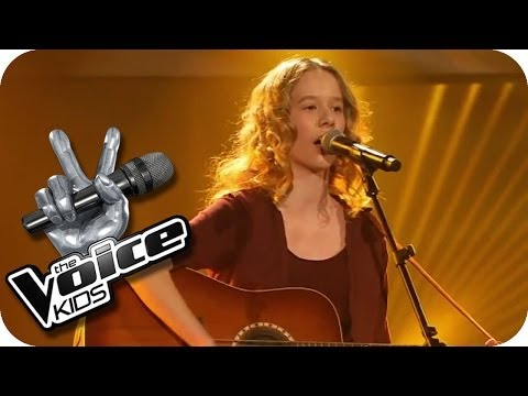 Over The Rainbow (Hannah) | The Voice Kids 2013 | Blind Auditions | SAT.1