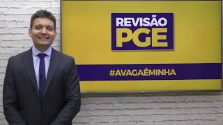 Concursos de PGE previstos para 2019