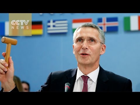 NATO allies to station more troops in eastern Europe