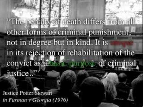 should capital punishment be abolished a legal perspective
