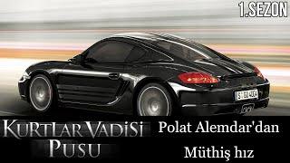 Kurtlar Vadisi Pusu - Polat Alemdar'dan Müthiş Hız