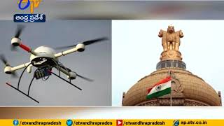 Indian Drone 'invaded airspace in crash' | Claims China