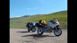North-West  Moto Trip 2015