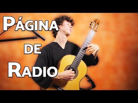 Máximo Diego Pujol - Página de radio - Robin Meys