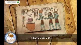 Древний Египет День 7 Растения против зомби 2 зомби с щитами игры на Андроид