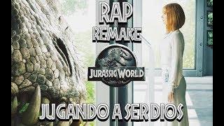 Jurassic World II Rap II Jugando a ser Dios II By: JL