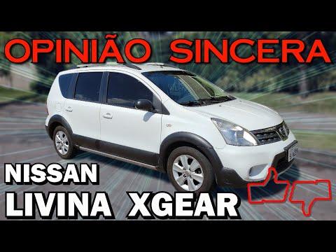 Nissan Livina X Gear - Vale A Pena Comprar? O Que Ela Tem De Ruim? É Econômica? Tudo Sobre