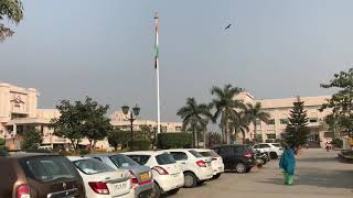 It is from our visit to Patanjali hospital and OPD on November 30, ...