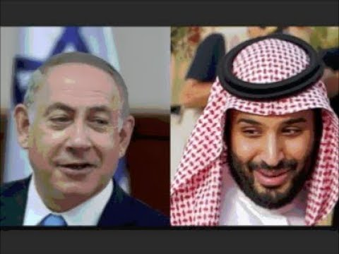 Saudi Crown Prince Is Ally Of Antichrist Trump's Middle East Peace Covenant