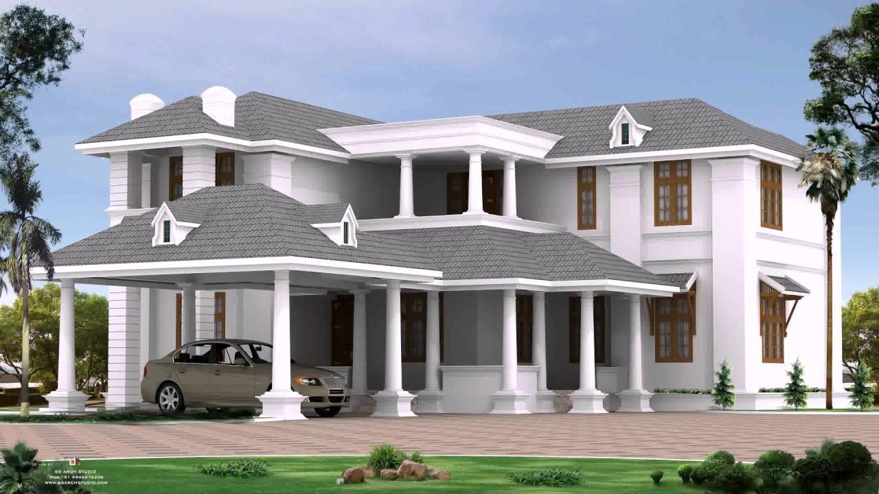 Best House Design In Nepal Youtube