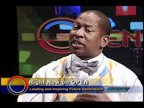 Bronx YEP Executive Director Andy King on OPEN   BronxNet Television