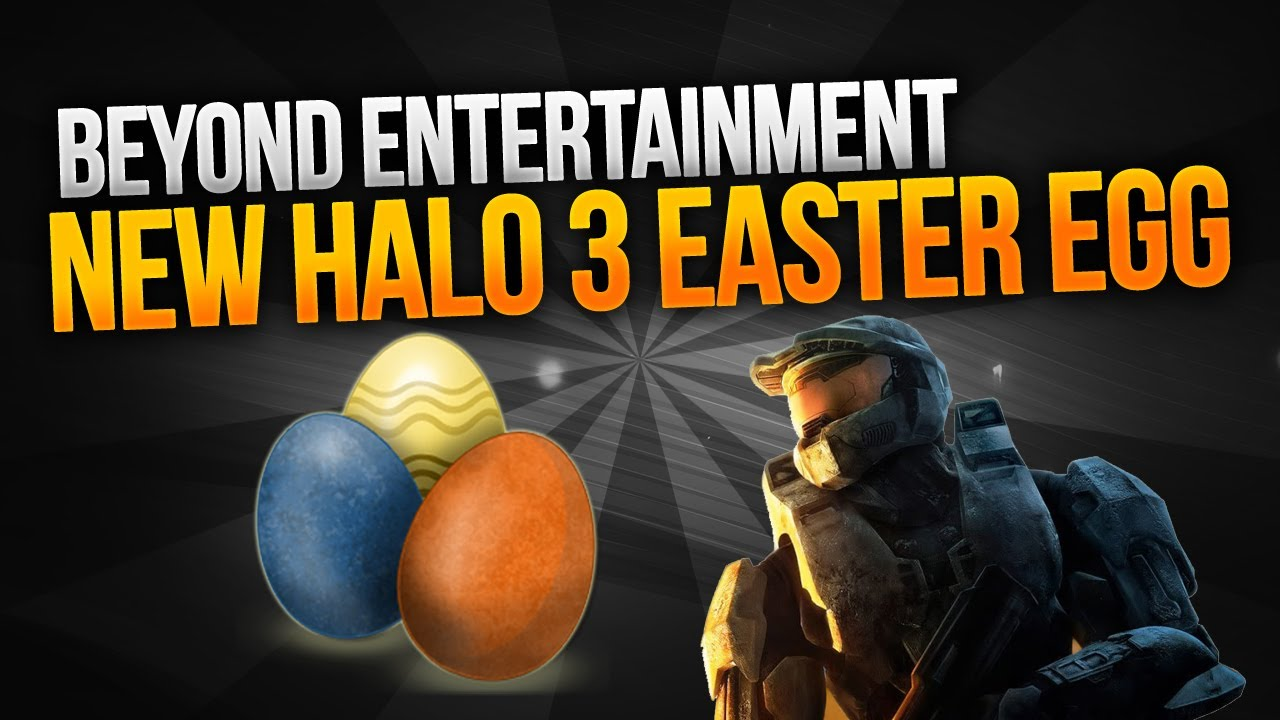 Halo 3 'easter egg' found after seven years   Games   The
