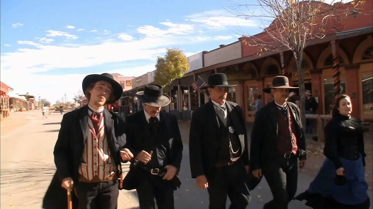 Tombstone Arizona 1881 Youtube