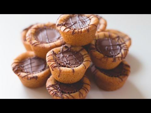 Peanut Butter Cup Cookies | November Cookie Of The Month