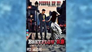 Piensa En Mi Breyflow RD (AudioOficial)