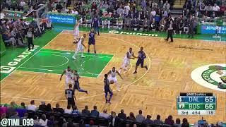 Boston Celtics Defensive Highlights vs Dallas Mavericks (12/06/2017)