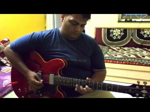 dil ki tapish on guitar from katyar