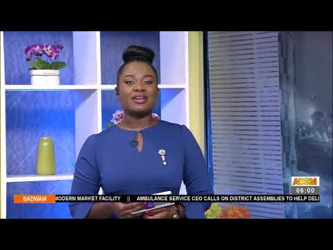 Badwam on Adom TV (13-7-21)