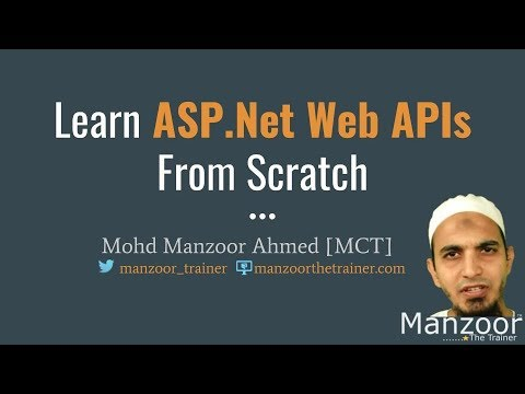 Hosting Web API Service On IIS (Web APIs Part - 4)