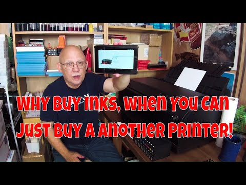 Why Buy Inks, Just You Can Buy a Another Printer!
