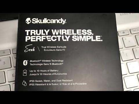 "skullcandy ""sesh"" true wireless review"
